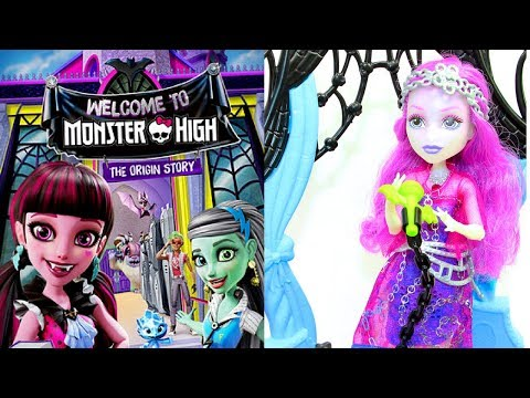 Dance the Fright Away Popstar Ari Hauntington Doll | Welcome to Monster High Doll V4
