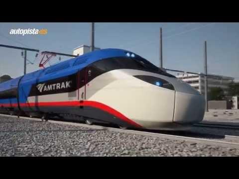 Amtrak: una nueva dimensión en el transporte ferroviario
