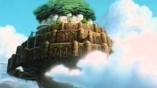 Gambar cover Laputa Castle in the Sky (Theme Song) - Ocarina