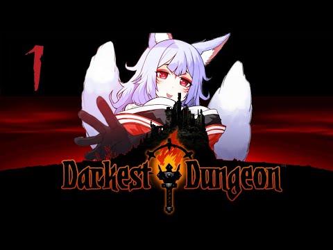 【DARKEST DUNGEON】 ✧Ruin has come to this Livestream✧【NIJISANJI EN   Nina Kosaka】