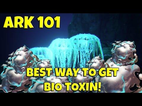 ARK 101: Best way to get Bio Toxin (Feb. 2017)