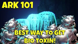 ARK 101: Best way to get Bio Toxin (Feb. 2017)