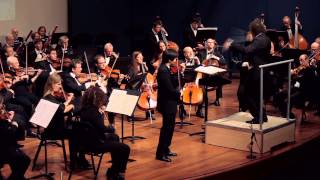 Sean Lee - Tchaikovsky Violin Concerto (2nd and 3rd)
