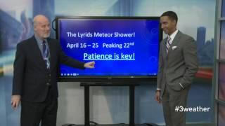 In the Sky: Lyrid Meteor shower