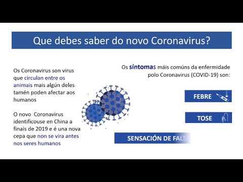 Información de interés sobre el Coronavirus