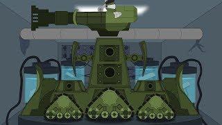 Bu ta'mirlash va modernizatsiyalash-45 KV. Monster yaratish-46 F ''jasur'' - tanklar haqida Multfilmlar