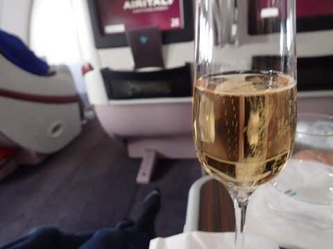 Review: Air Italy Business Class A330
