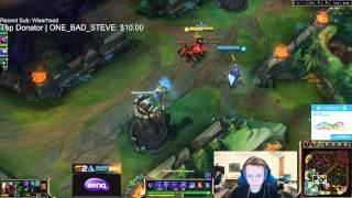 Incarnation duo Sneaky - Zed vs Orianna Mid - League of Legends Gameplay