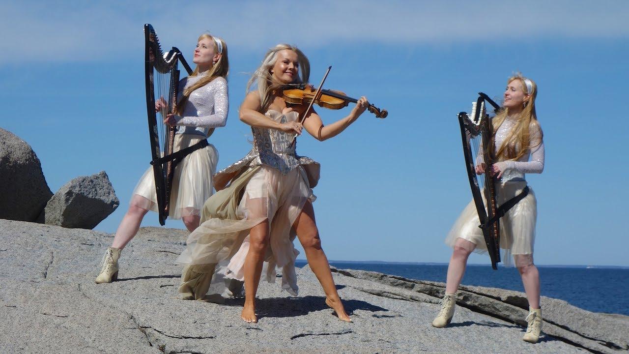 """Celtic Heart (PBS Special) """"Kid ar an Sliabh"""" - feat. Harp Twins & Máiréad Nesbitt"""