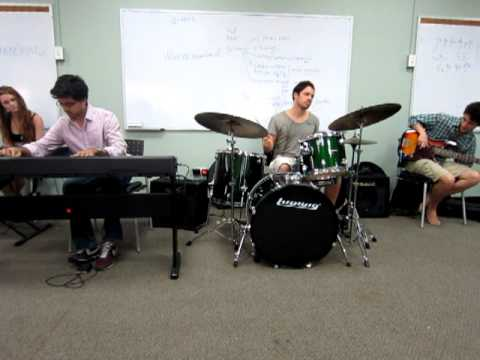 Berklee Global Jazz Institute Clinic Happy BirthDay Using Dynamics Part 3  Panama Jazz Festival 2012
