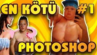 EN KÖTÜ PHOTOSHOP HATALARI #1