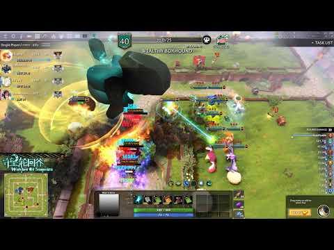 Watchf Of Samsara V2.5 Magic Line Up With Lina Main Dps