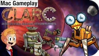 CLARC -  Mac Gameplay