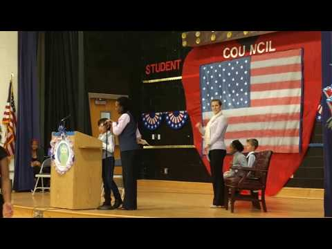 2017-2018 Bolton Academy Student Council Inauguration