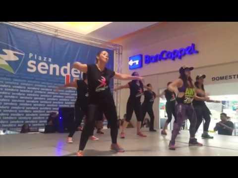 Sport dancer... ZUMBA MARLENE TRISTAN