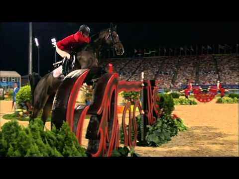 Конный спорт на Олимпийских играх в Лондоне 2012