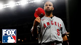 Albert Pujols signing with Dodgers — Cespedes Family BBQ guys break it down | FOX MLB