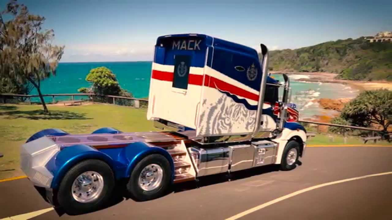 Most Expensive Truck In The World >> WORLD'S MOST EXPENSIVE CUSTOM MACK SUPER-LINER BY VIKING TRUCKS - YouTube