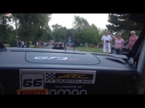 ARC Bratislava - BES TOTAL 24 Hours Of Spa. Car parade/  Part 2