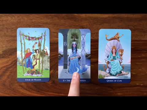 Daily Tarot Reading for 21 January 2018 | Gregory Scott Tarot