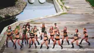 Tequila Boom - реггетон Pitchea (хореограф Виктория Щеглова)