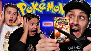 FLIP IT OR RIP IT!! -  Pokémon Kort (GÅR GALT)