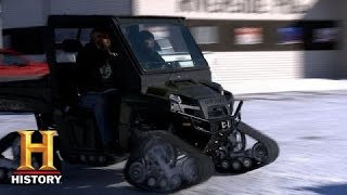 Dark Horse Nation: Modifying The UTV | History