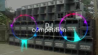 Hard bass vibration DJ competition super dialogue mix by DJ Rk