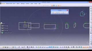 CATIA | 1 comment dessiner les différents types de contours | tutoriel CAO pour les débutants thumbnail
