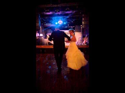 Caitlin & Lance dance to Paul Simon