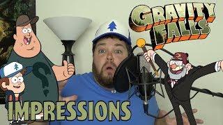 Gravity Falls Impressions