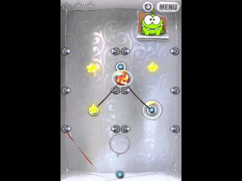 Cut the Rope lvl. 3-23