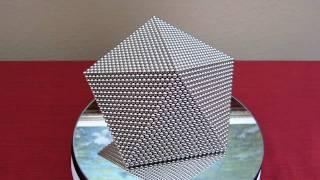 Large Solids #4: Decahedron (Zen Magnets)