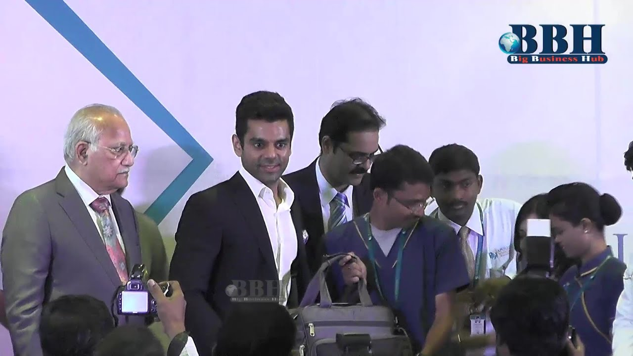 Dr  Prathap C Reddy launches Apollo Home Care Operations on Hyderabad