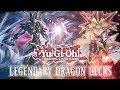 default - Yugioh Legendary Dragon Decks Set English TCG Game - 153 cards