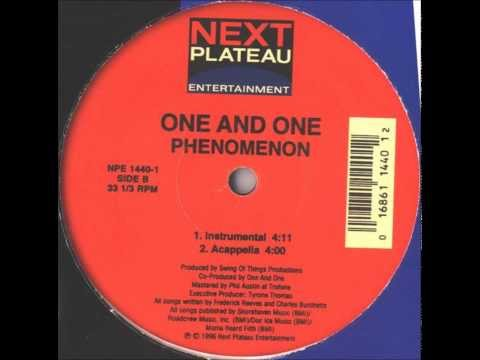 One And One - Phenomenon (Instrumental)