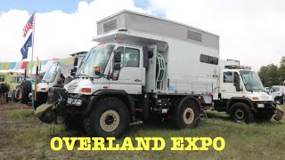 Overland Expo 2015: sneak peek - one of the best off road shows ever!