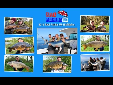 2015 Reel Fishing UK Highlights