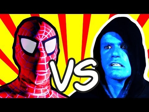 THE AMAZING SPIDER-MAN 2 - OFFICIAL PARODY - iPantellas