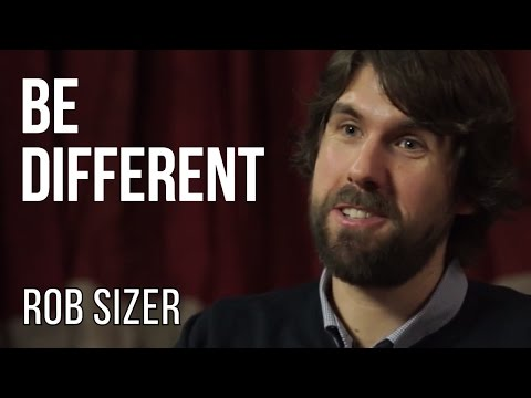 STORYTELLING WITH A DIFFERENCE - Rob Sizer, Business Accelerator Graduate | London Real Academy