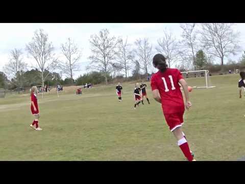 Alliance U12 Girls vs. Liberty_3-11-17