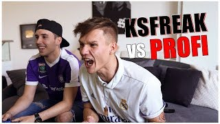 KSFREAK vs PROFI  Fifa 18 Esl | Ksfreakwhatelse