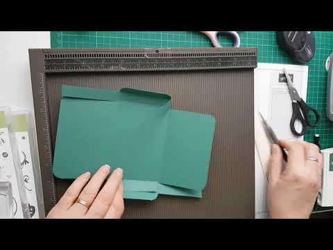 Double Fold Chocolate Box