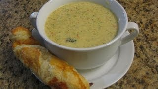 Broccoli Cheddar Soup - Lynns Recipes