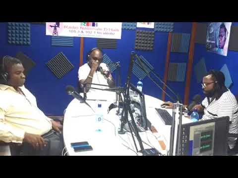 Analiz Stanley Lucas sou dosye ogmantasyon Gaz la - Radio Television National D'Haiti