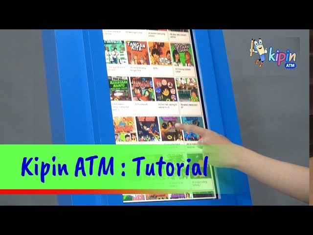 Kipin ATM - Tutorial