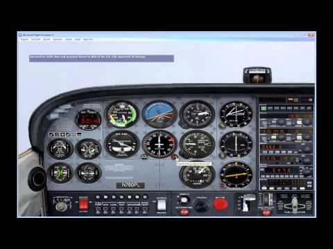 FSX Instrument Rating Check Ride Part 3 Final
