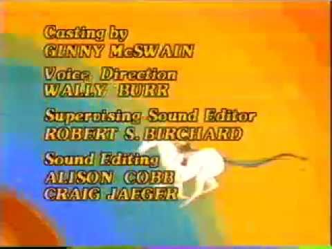 Rainbow Brite ~ Peril in the Pits Closing Credits