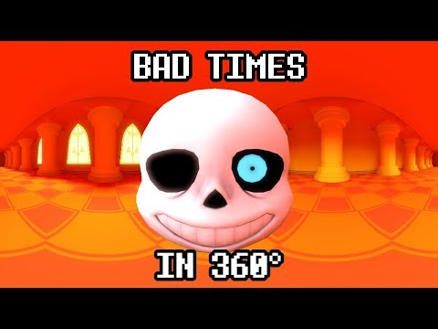 [SFM] Sans Battle 360° (1000 sub special)