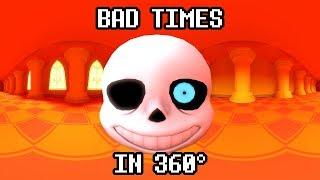 [SFM] Sans Battle 360° (1000 sub special) thumbnail